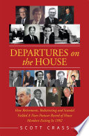 Departures on the House Book