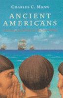 Ancient Americans Book PDF