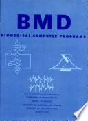 BMD; Biomedical Computer Programs
