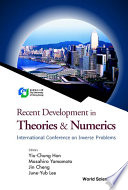 Recent Development in Theories   Numerics