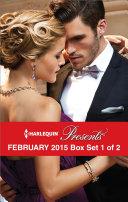 Harlequin Presents February 2015 - Box Set 1 of 2 [Pdf/ePub] eBook