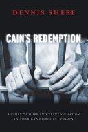 Pdf Cain's Redemption Telecharger