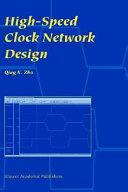 High Speed Clock Network Design