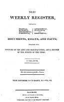 Niles Weekly Register From September 1814 To March 1815 Vol Vii Book PDF