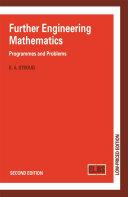 Further Engineering Mathematics
