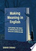 Making Meaning in English