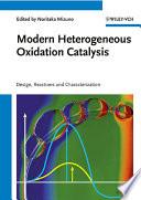 Modern Heterogeneous Oxidation Catalysis