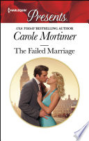 """""""The Failed Marriage"""" by Carole Mortimer"""
