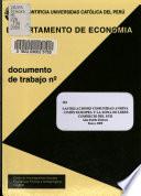 Las relaciones Comunidad Andina-Unión Europea y la Zona de Libre Comercio del Sur