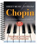 Chopin   Sheet Music for Piano Book