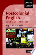 Postcolonial English
