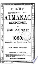 Pugh s Queensland almanac  directory  and law calendar