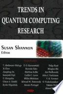 Trends in Quantum Computing Research