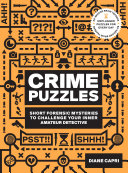 60-Second Brain Teasers Crime Puzzles Pdf/ePub eBook