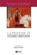 A Companion to Stuart Britain