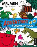 Mr Men Adventures Sticker Activity Book