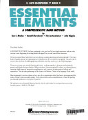 Essential Elements Book 2 Book PDF