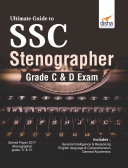 Ultimate Guide to SSC Stenographer Grade C   D Exam
