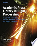 Academic Press Library in Signal Processing Book