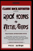 Classic Rock Revisited Vol. 1: Rock Icons & Metal Gods Pdf/ePub eBook