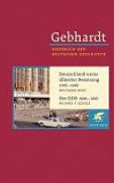 Deutschland unter alliierter Besatzung 1945-1949