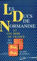 Pdf Les ducs de Normandie et les rois de France Telecharger
