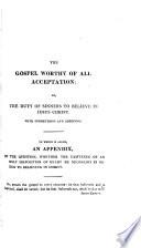 The works of the rev. Andrew Fuller