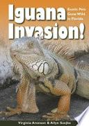 Iguana Invasion  Book