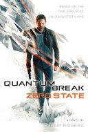 Quantum Break: Zero State Pdf/ePub eBook
