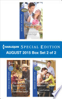 Harlequin Special Edition August 2015   Box Set 2 of 2