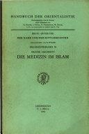 Die Medizin im Islam