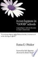 It Even Happens In Good Schools