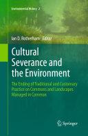 Cultural Severance and the Environment Pdf/ePub eBook