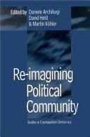 Re-imagining Political Community
