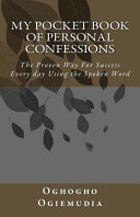 My Pocket Book of Personal Confessions