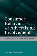 Consumer Behavior and Advertising Involvement
