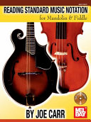 Reading Standard Music Notation for Mandolin   Fiddle
