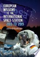 European Missions ta tha Internationistic Space Station