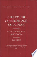 The Law The Covenant And God S Plan