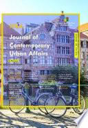 Journal of Contemporary Urban Affairs Vol 5 No  1   2021 Book