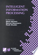 Intelligent Information Processing