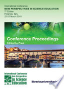 Conference proceedings  New perspectives in science education 7th edition Book
