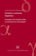 Contactos y contextos ling    sticos