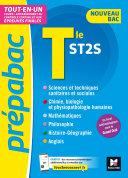 PREPABAC - Toute la terminale ST2S - Nouveau bac - Contrôle continu et épreuves finales - Révision [Pdf/ePub] eBook