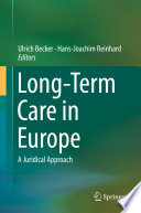 Long Term Care in Europe