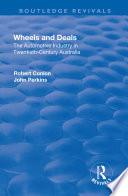 Wheels and Deals Book