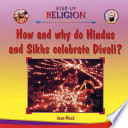 How and why Do Hindus Celebrate Divali?