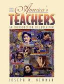 America s Teachers Book PDF