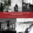 Terry Boyle S Discover Ontario 5 Book Bundle