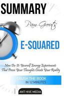 Pam Grout's E-Squared
